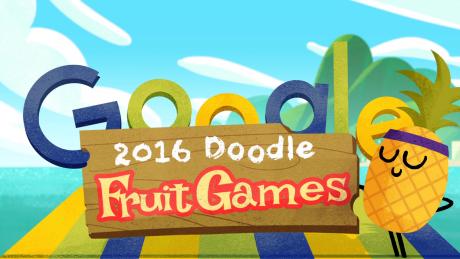 Mini giochi google olimpiadi rio