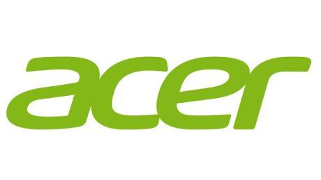 New acer logo