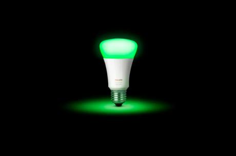 Philips hue green