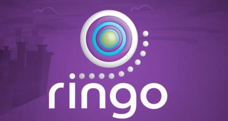 Ringo mobile logo
