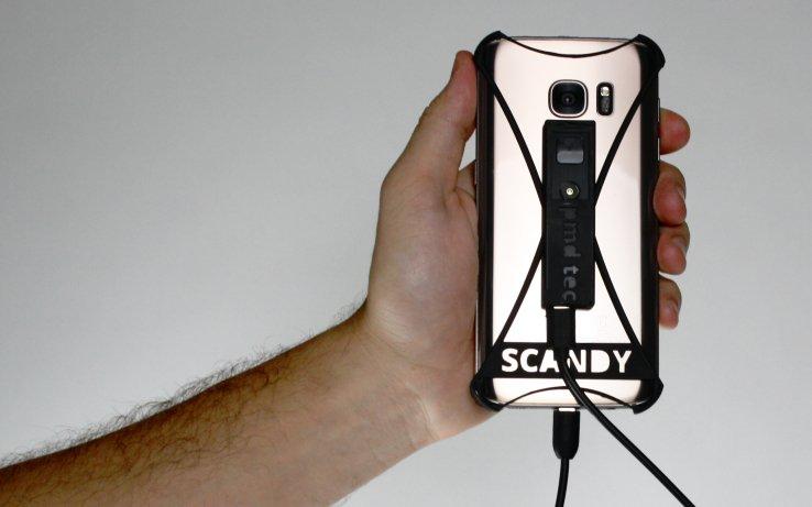 scandy porta la scansione 3d su tutti gli smartphone android tutto android. Black Bedroom Furniture Sets. Home Design Ideas
