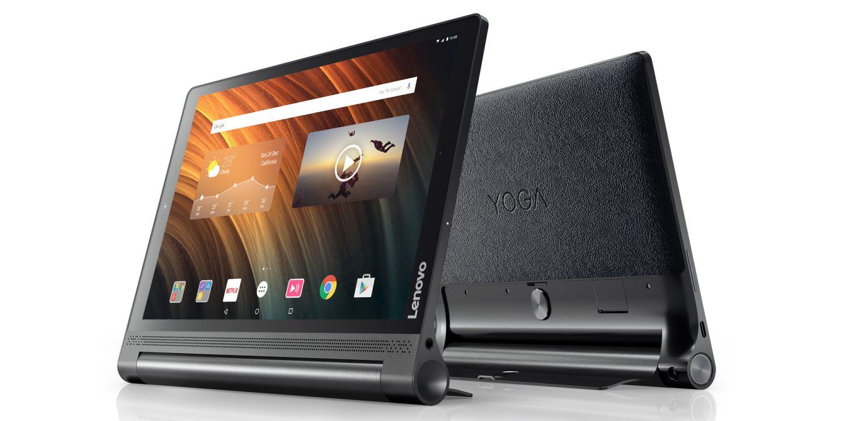 Lenovo presenta Yoga Tab 3 Plus, un tablet per cinefili
