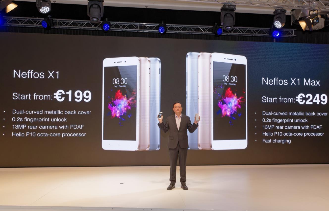 TP-Link presenta Neffos X1 e Neffos X1 Max: ecco prezzo e caratteristiche
