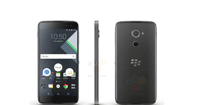 BlackBerry DTEK60 si mostra in nuove immagini trapelate online (foto)