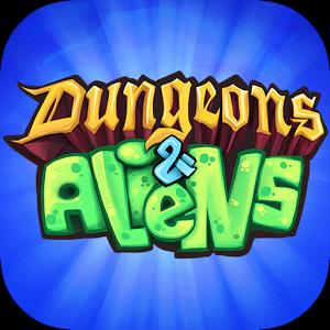 Dungeons & Aliens, un tower defense a metà tra Fantasy e Sci-Fi