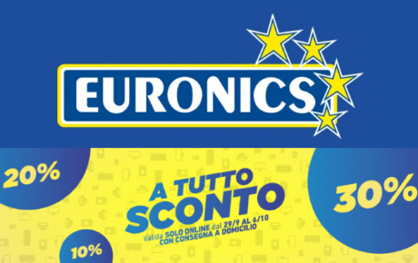 Euronics a tutto sconto