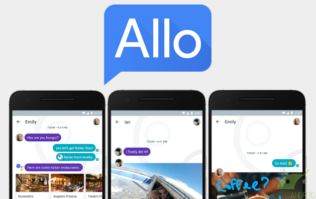 Google Allo supera il milione di download per Android