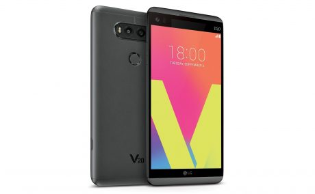 LG V20 Unveiled 2