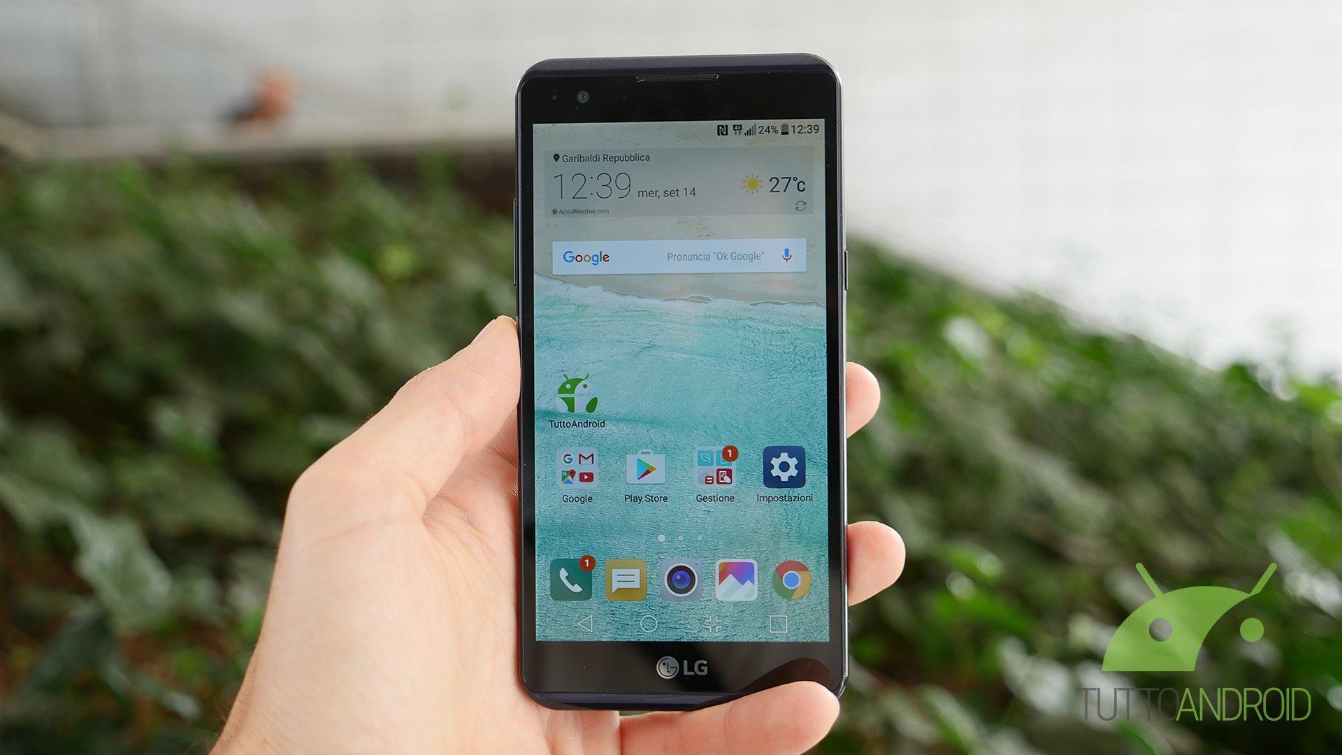 Recensione LG X Power: batteria infinita in dimensioni compatte