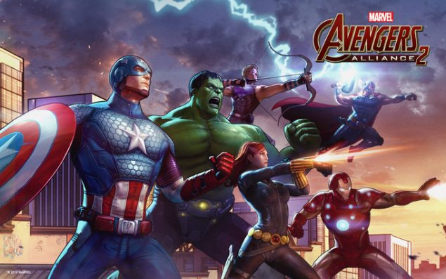 Disney decide di ritirare i giochi Marvel: Avengers Alliance