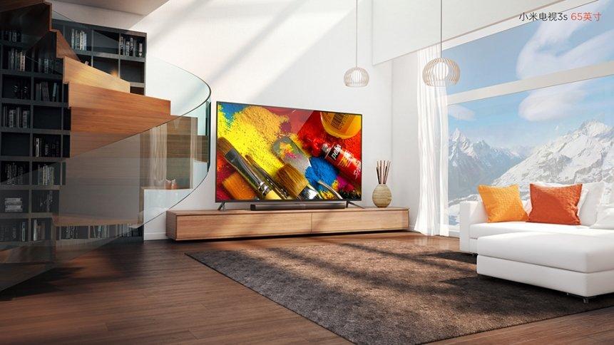Xiaomi annuncia la nuova Xiaomi Mi TV 3S con display 4K e 9,9 mm di spessore