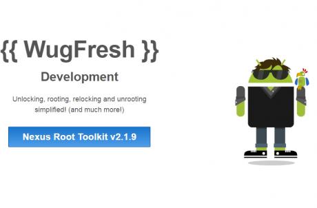 Nexus Root Toolkin 2.1.9