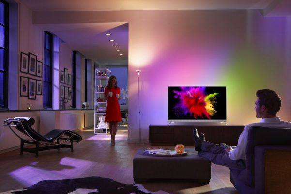 Philips 55POS901F OLED Ambilight 3