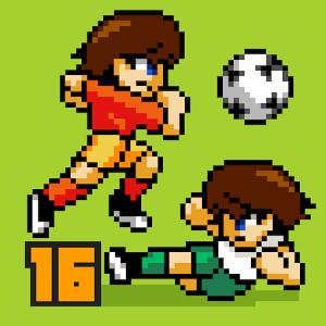 Pixel Cup Soccer 16, un gioco di calcio in pixel art ispirato a un classico arcade