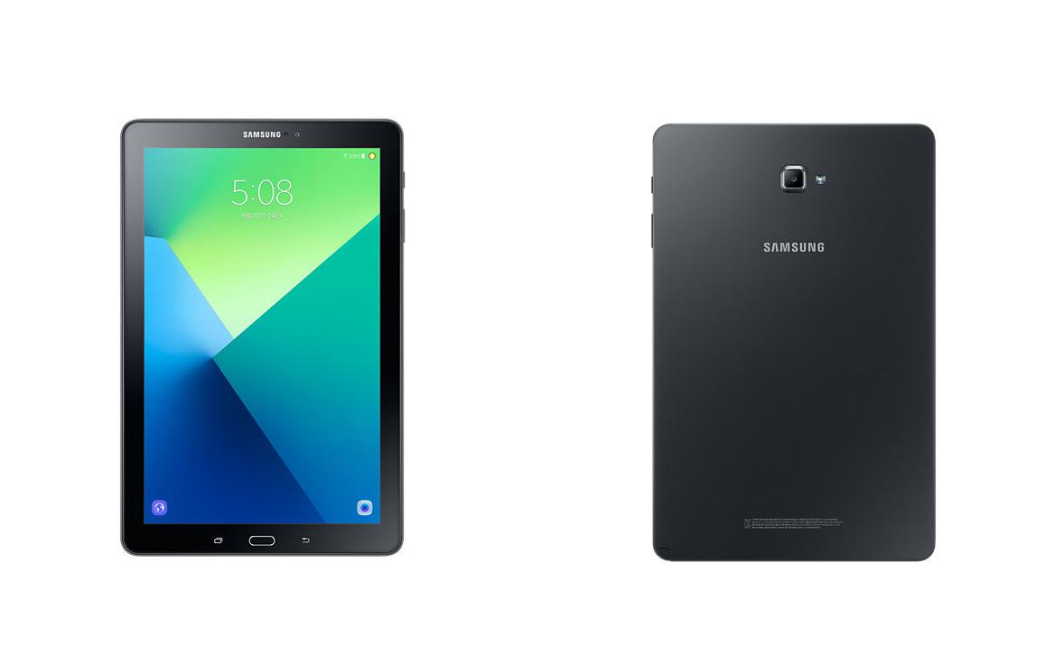 Il nuovo Samsung Galaxy Tab A 10.1 (2016) con S Pen si ...