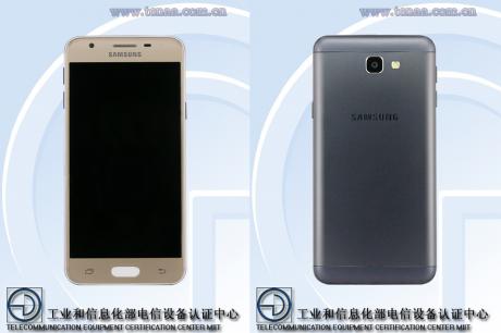 Samsung SM G5510 copertina