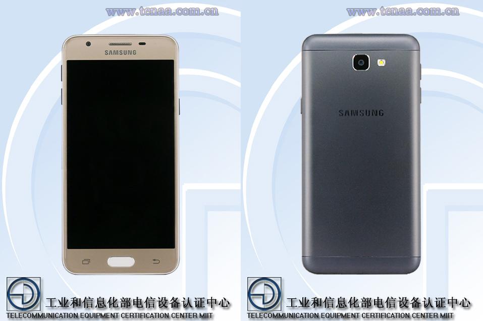 Samsung SM-G5510 passa da TENAA: ecco le immagini