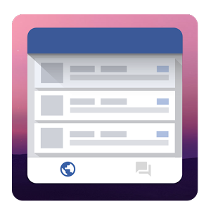 Swipe Widget for Facebook BETA visualizza le notifiche e messaggi di Facebook sulla schermata home