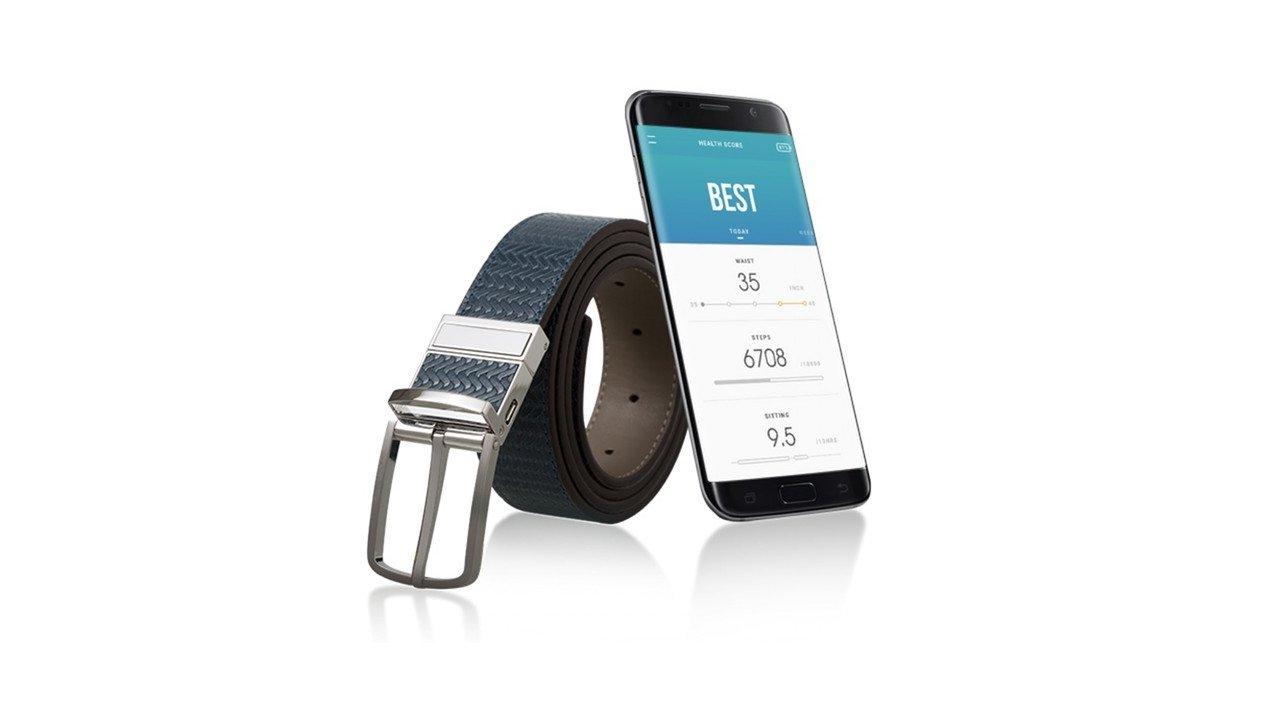WELT, la cintura intelligente nata nei laboratori Samsung, arriva su Kickstarter