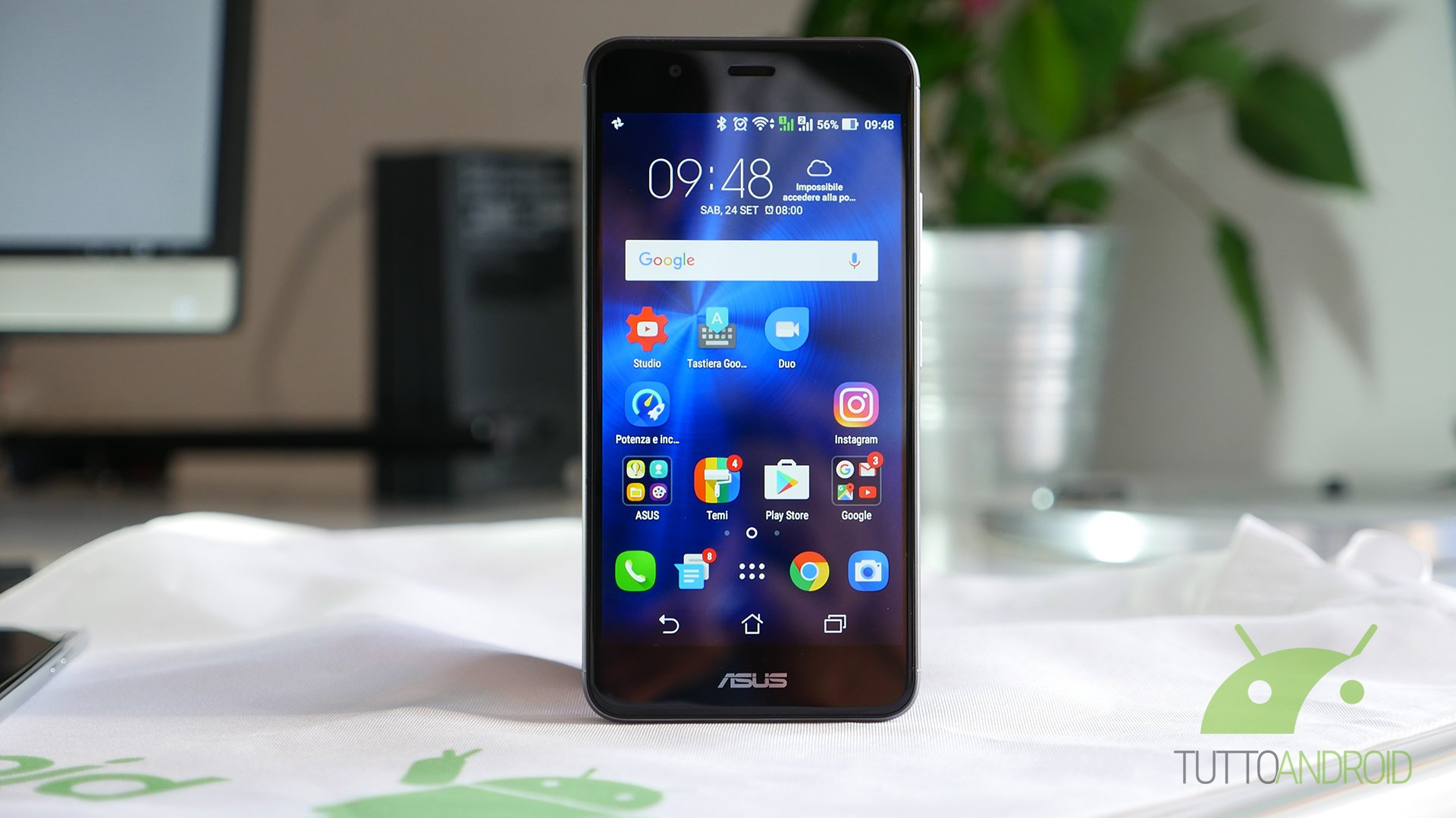 Recensione Video Asus Zenfone 3 Max