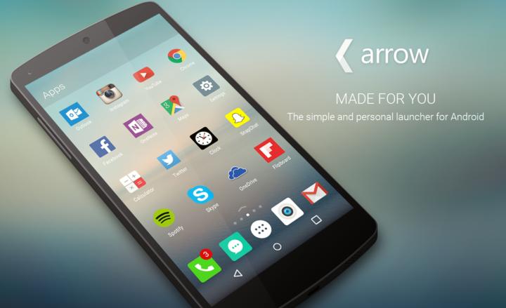Arrow Launcher si aggiorna con massicci miglioramenti alle prestazioni, ricerca e molto altro