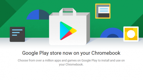 Chrome os google play