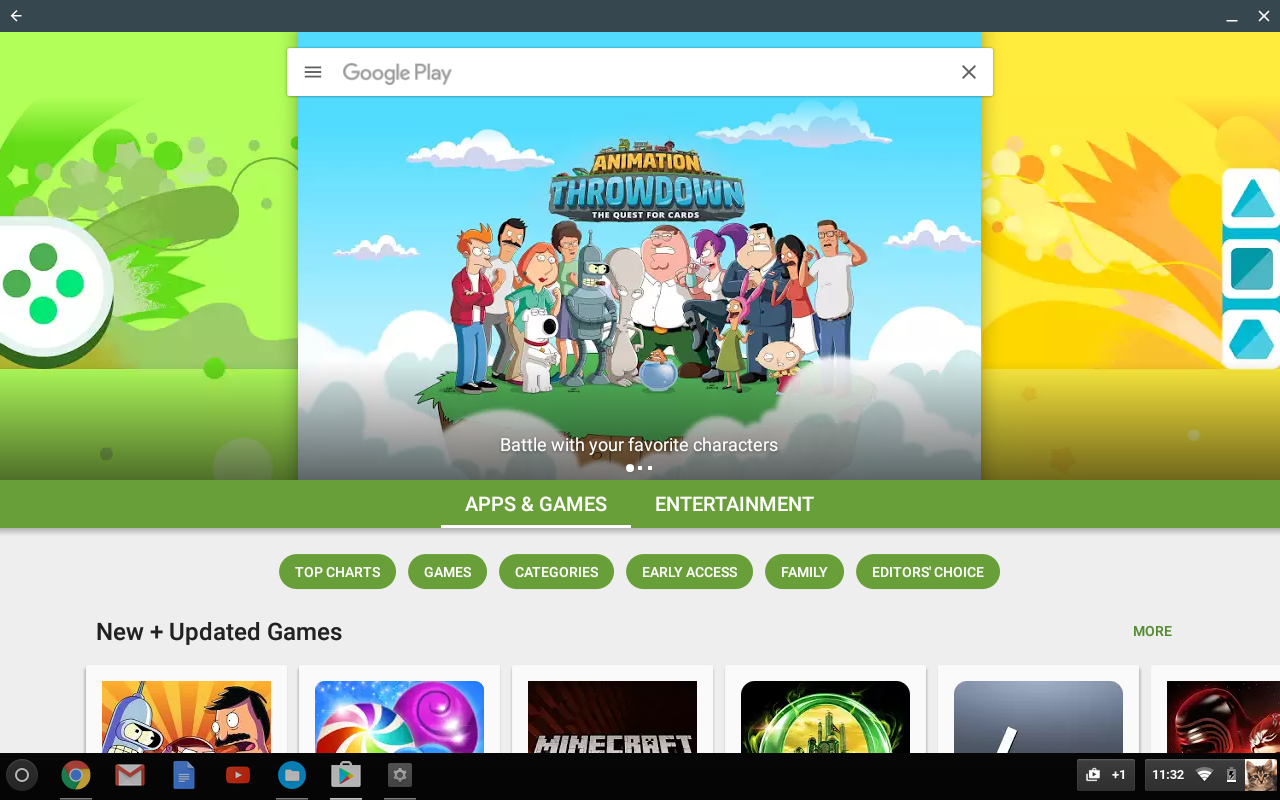 Il Google Play Store Arriva Su 5 Nuovi Chromebook Ma 232