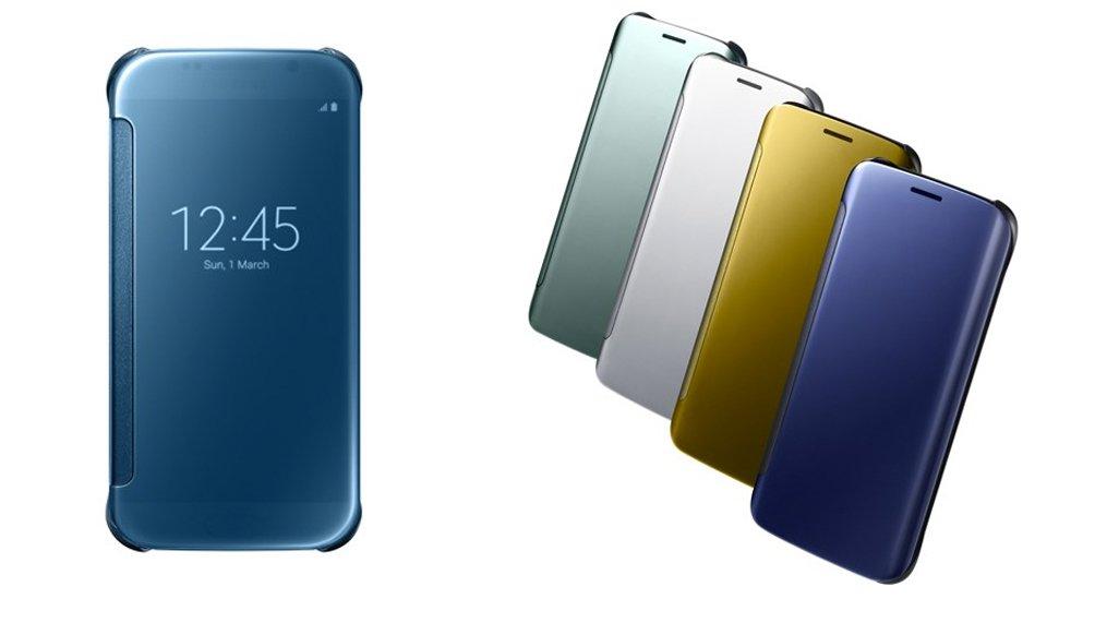 Samsung Galaxy A5 2017 e Galaxy A7 2017 avranno le cover Clear View