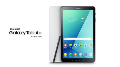 Galaxy tab a 2016 with s pen 1