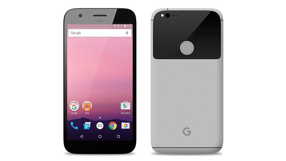google-pixels et-pixel-xl