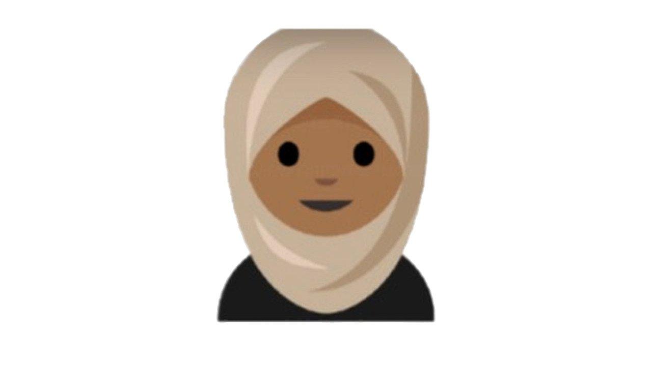 Tra le nuove emoji potrebbe arrivare presto quella di una donna col velo