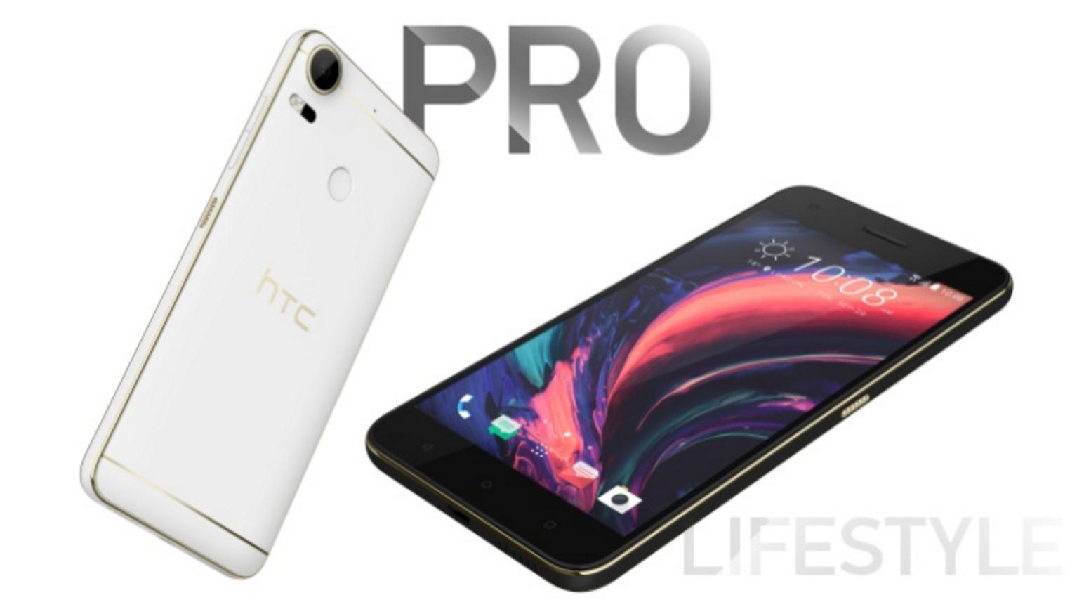 HTC Desire 10 Lifestyle e Pro ufficiali: due eleganti novità di fascia media