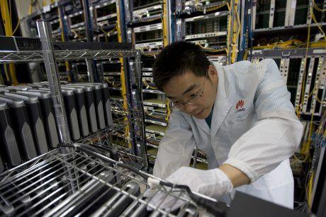 Huawei network reti