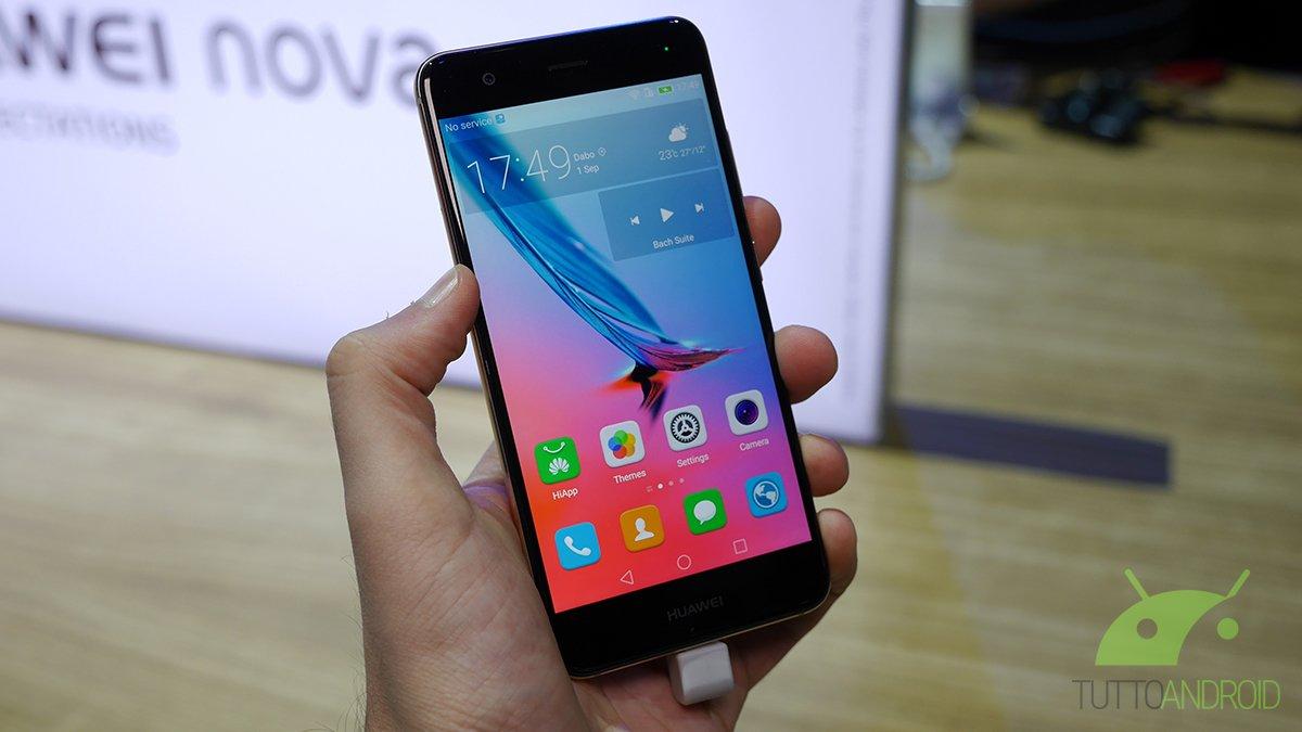 Huawei Nova e Nova Plus ufficiali | IFA 2016