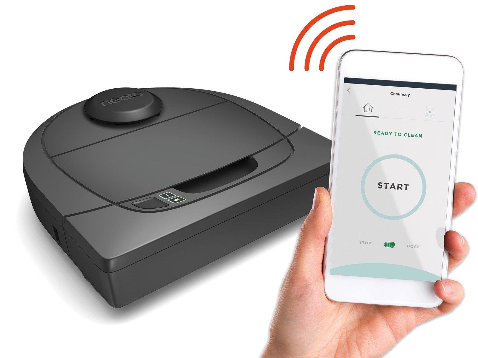 Neato presenta nuovi robot aspirapolvere più economici e con connettività Wi-Fi