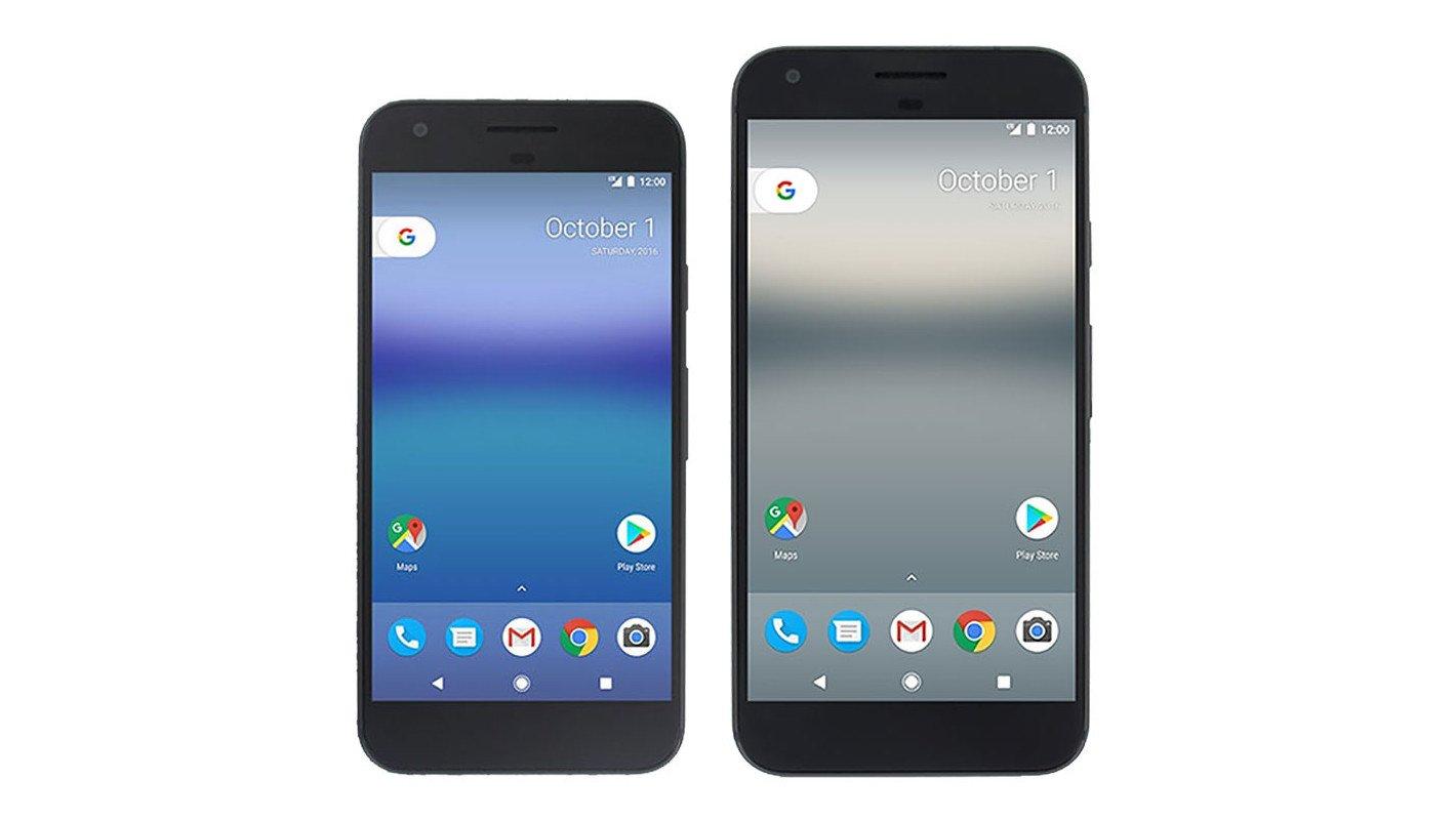 Google Pixel e Pixel XL fianco a fianco contro Nexus 5X e Nexus 6P