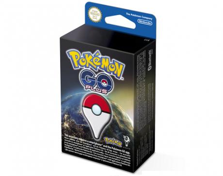 Pokemon go plus confezione
