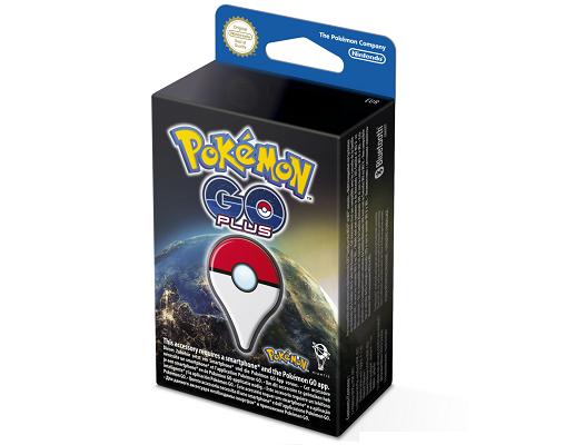 Pokémon GO Plus in Italia dal 16 settembre: dove acquistarlo online