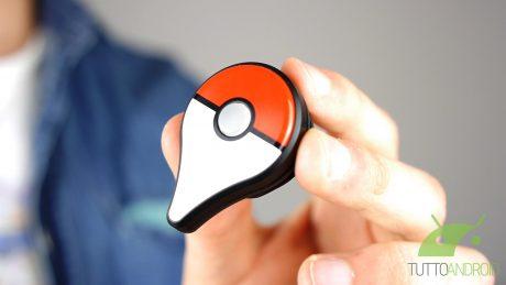 Pokemon go plus copertina