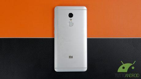Xiaomi redmi note4 copertina