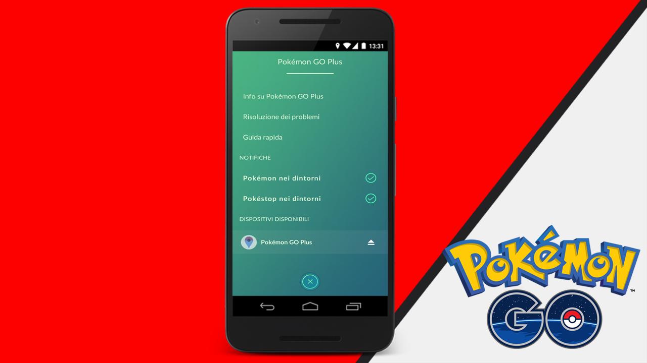 Pokémon GO ora vi fa scegliere quali notifiche ricevere dal Pokémon GO Plus