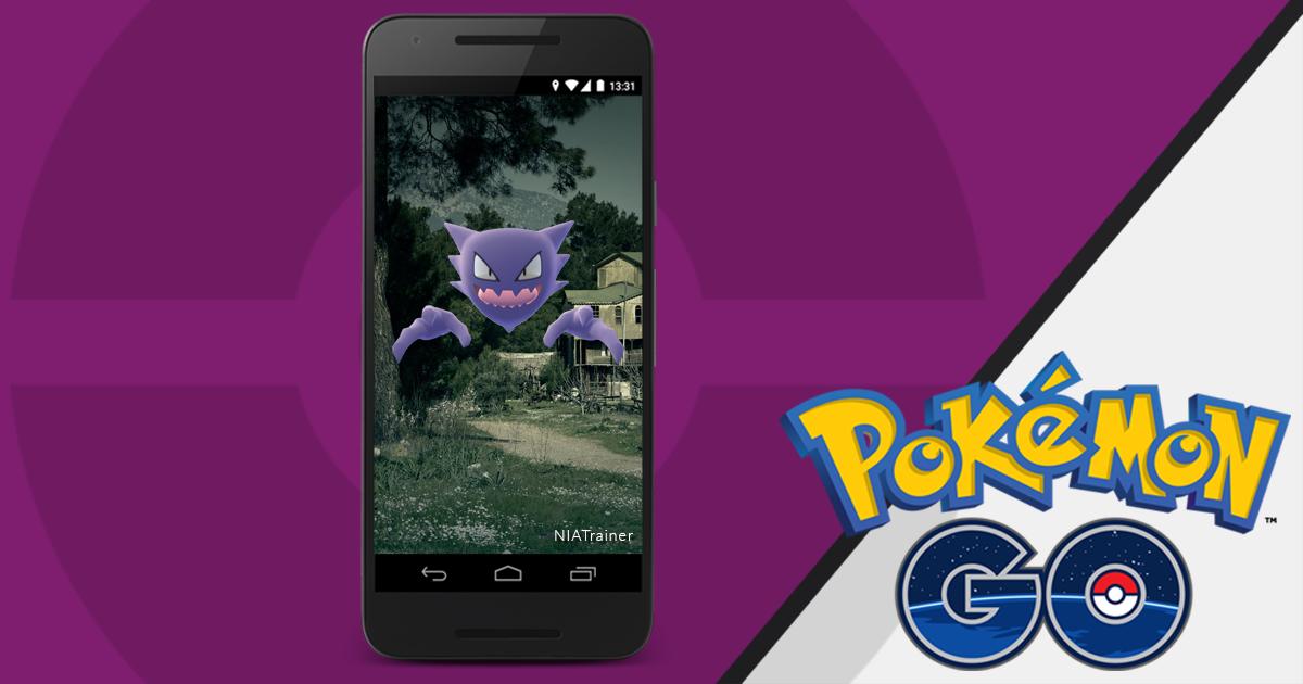 Pokémon Go: sorprese in arrivo per Halloween?