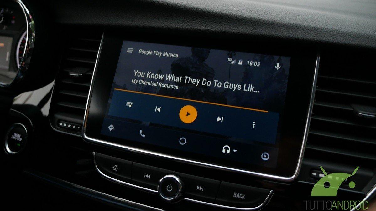 bmw non integrer android auto nelle sue vetture. Black Bedroom Furniture Sets. Home Design Ideas