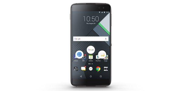 BlackBerry ha svelato le caratteristiche dei nuovi DTEK60 e DTEK50