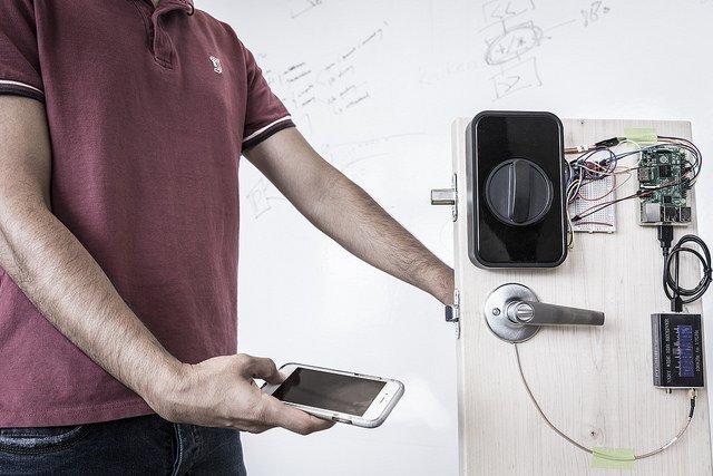 Presto potremo usare il nostro corpo per inviare password e sbloccare serrature