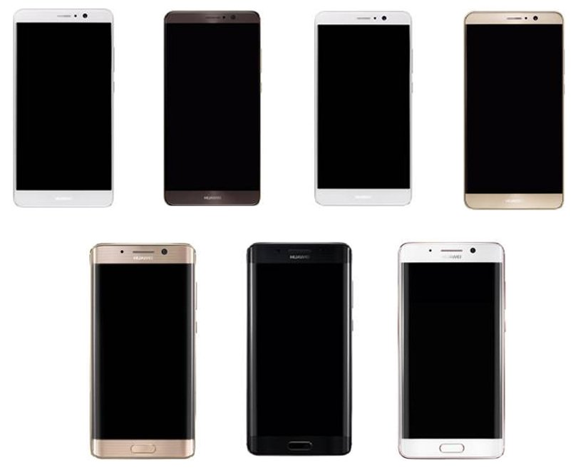 Huawei Mate 9 si avvicina • Sarà disponibile anche con display curvo
