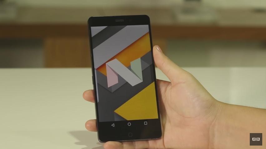 Elephone conferma l'arrivo di Android 7.0 Nougat su Elephone P9000 e lo mostra in video
