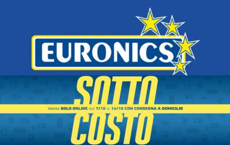 Risultati immagini per SOTTOCOSTO online sul sito Euronics. Ecco le offerte migliori