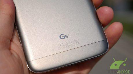 LG G5 SE riceve le patch di sicurezza di marzo in Italia, Sa