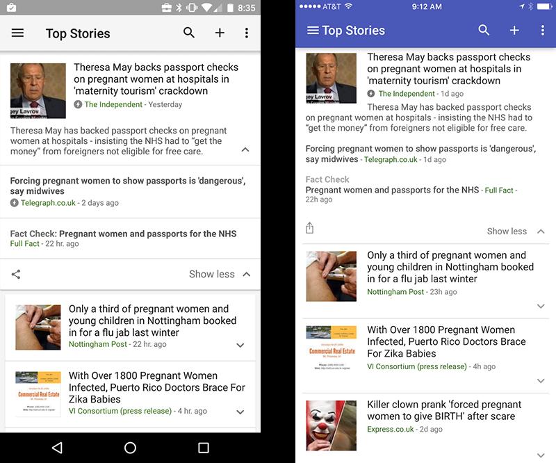 Google, stop alle notizie bufale con il tag Fact Check